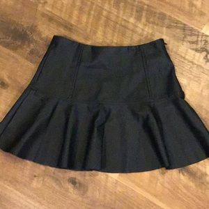 Blank NYC Skirts - Black mini skirt
